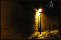 Street in Oxford (mibric) Tags: street greatbritain england night oxford angleterre rue nuit grandebretagne