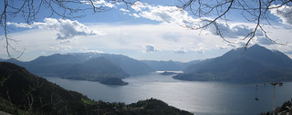 I due rami del Lago di Como