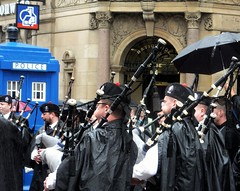 Toronto Police (Honestman28) Tags: music glasgow pipes band