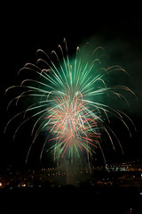 Aste Nagusia 2014 - Pirotecnia Igual (Barcelona) (JavierCC) Tags: barcelona fiesta fireworks bilbao pirotecnia fuegos aste nagusia artificiales 2014 igual