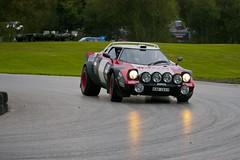Lancia Stratos. (foto.pro) Tags: park car sport race italian rally style lap circuit lancia stratos oulton