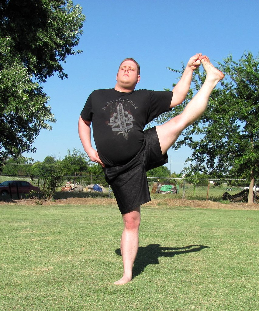 Male Static Stretching Chart: The World's Best Photos Of Flexability