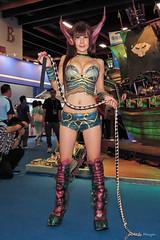 IMG_3910 (mawzenhsu) Tags: cosplay april blizzard tica 2014  april