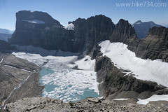 "Grinnell Glacier Basin • <a style=""font-size:0.8em;"" href=""http://www.flickr.com/photos/63501323@N07/14919040770/"" target=""_blank"">View on Flickr</a>"