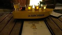 Bier proeven bij La Rana Dorada