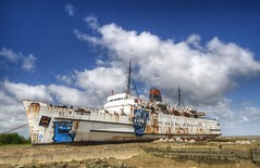 Duke of Lancaster (Explored 17/08/14) (Jeffpmcdonald) Tags: uk northwales mostyn nikond7000 jeffpmcdonald tssdukeoflancaster