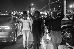 Protests in Ferguson, MO (joshnezam) Tags: justice peace photojournalism saintlouis stl protests ferguson jessejackson mikebrown jnezamphotography handsupdontshoot