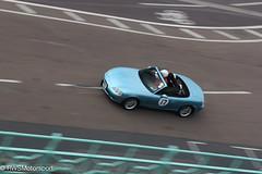 Brighton Speed Trials-12 (rwsmotorsport) Tags: speed mono brighton martin lotus ferrari alpine porsche lamborghini trials maserati aston hillclimb tvr noble bac gtr