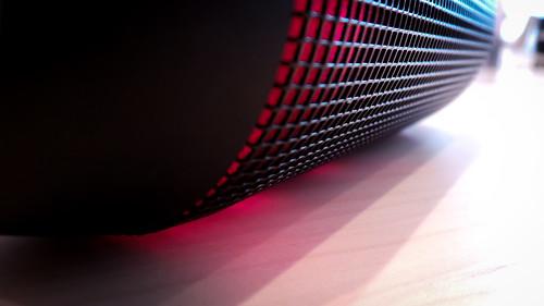 Cylindrical Speaker