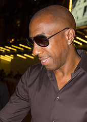 J.B. Smoove (dtstuff9) Tags: light red toronto ontario canada film festival wales carpet actors theater princess bell theatre box five top international celebrities jb premiere tiff lightbox smoove 2014