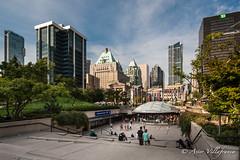 CANADA - British Columbia - Vancouver (Asier Villafranca) Tags: city travel urban canada west vancouver america downtown columbia british canadá columbiabritánica