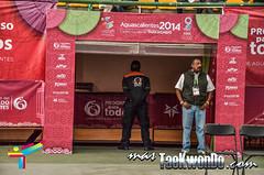 Aguascalientes 2014, día 1 - Turno mañana