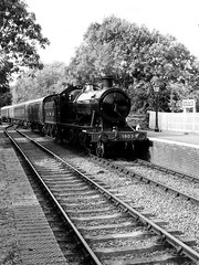 Steam Train Shenton (ihbaines) Tags: train olympus steam omd 25mm em1