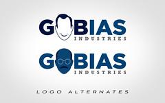Gobias Industries - logo alternates (TieGuyDesign) Tags: blue logo typography design font rockwell gotham arresteddevelopment alternate bluemangroup darkblue adobeillustrator tobiasfunke gobbluth wordmark gobiasindustries