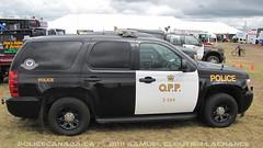 Ontario Provincial Police (ON) (policecanada.ca) Tags: chevrolet tahoe opp 3584