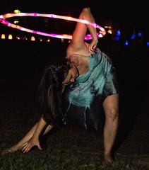 Hula hooping Visitor 8.23.14 (Photo by Jen Bonin)