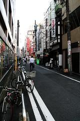 Tokyo - Shiba (*maya*) Tags: street streets japan tokyo shiba giappone minato bycicle bicicletta