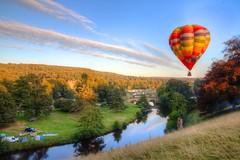 Chatsworth Balloon 31-08-2014 (Twigg&Sons) Tags: