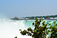 The Horseshoe Falls [Niagara Falls - 4 August 2014] (Doc. Ing.) Tags: wild summer mist ontario canad