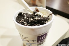 Mc Flurry Oreo (SimoneBispo) Tags: mcdonalds mcflurry oreo