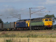 Class 47 Double Header (Gary Chatterton 3 million Views Thank You All) Tags: train flickr rail railway trains exploreinterestingness railways locomotives doubleheader exploreinteresting class47