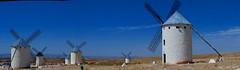 Molinos de La Mancha (rgrant_97) Tags: españa spain windmills donquixote cervantes molinos lamancha castilla