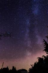 Voie lacte (Thibaut1711) Tags: longexposure sky france night canon stars ciel nuit nordpasdecalais nord toiles arras milkyway pasdecalais voielacte poselongue 1100d eos1100d
