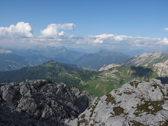 Summit @ Hike to Mont Trlod (*_*) Tags: summer mountain lake france annecy nature june lac mount savoie mont massif hautesavoie 2014 sommet rhonealpes bauges alpages trelod