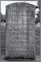 The Apthorps (jores59) Tags: cemetery boston mediumformat 6x9 bostonma 620film mounthopecemetery ilfordfilm medalistii kodakmedalist