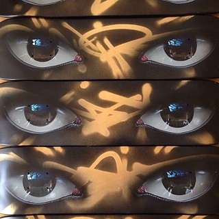 Ok. The skate decks will be released at 9am bst this coming Monday (29th sept) via my website www.mydogsighs.co.uk