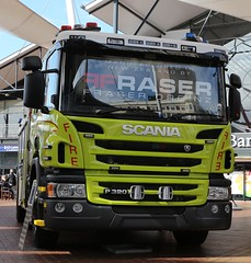 ACTFRS Scania by Fraser Fire and Rescue (adelaidefire) Tags: new fire zealand wellington council conference service emergency australasian 2014 authorities afac