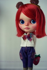 A Doll A Day. Sep 10.  Little Berry.