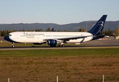 Blue Panorama EI-CMD, OSL ENGM Gardermoen (Inger Bjørndal Foss) Tags: norway boeing 767 osl gardermoen engm bluepanorama eicmd