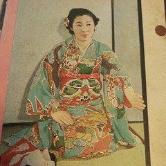 Old tea ceremony image