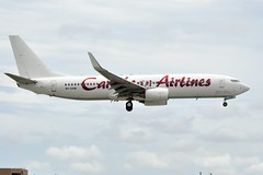 9Y-SXM (airlines470) Tags: mia caribbean msn airlines 737 ln 3716 37935 9ysxm