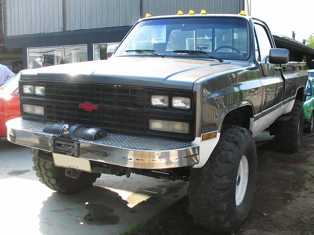 chevrolet gm 4x4 pickup silverado 1500 2500 3500 silverado3500 silverado454