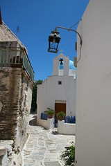 Paros 2014 (Archway Andres) Tags: blue sea food cats beach ferry museum island icons wine churches greece caves marble ouzo paros aliki