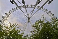 London Eye (alexknip) Tags: greatbritain london millenniumwheel londoneye ferriswheel britishairwayslondoneye greaterlondon merlinentertainmentslondoneye edfenergylondoneye