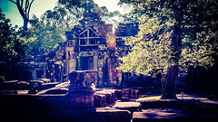 2015-05-21 Cambodia Day 2, Banteay Kdei, Siem Reap (Qsimple, Memories For The Future Photography) Tags: old travel building tower art heritage tourism monument nature stone wall architecture asian religious temple design artwork ancient ruins asia cambodia cambodian khmer natural outdoor antique buddhist traditional famous religion ruin culture buddhism places landmark structure historic sacred thom civilization siemreap angkor wat hinduism archeology religions sculptures bayon prohm 2015 prasat camera:make=canon exif:make=canon exif:lens=ef24105mmf4lisusm geo:state=siemreap exif:focallength=24mm exif:aperture=10 qsimple geo:country=cambodia camera:model=canoneos600d exif:model=canoneos600d exif:isospeed=400 geo:city=krongsiemreap geo:location=sangkatnokorthum geo:lon=10389774333 geo:lat=1342978833