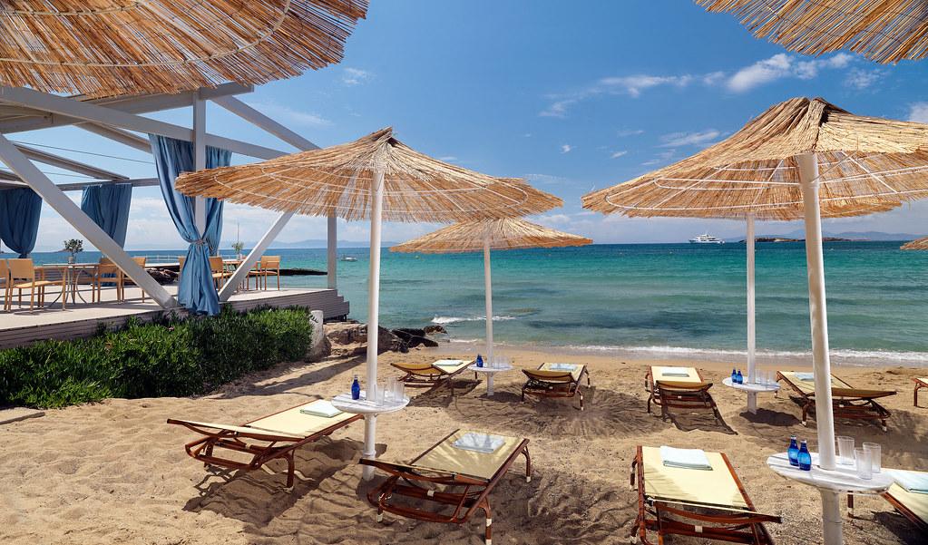 Hotel Attica Beach Amp
