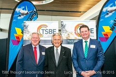 On the 26th of June 2015, our representatives attended the TSBE Thought Leadership Luncheon, which featued the Hon. Bob Hawke AC