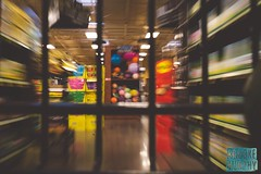 Week 9: Movement (bmurphy502) Tags: movement slowshutterspeed grocery indoors pointofview colors colorful blur