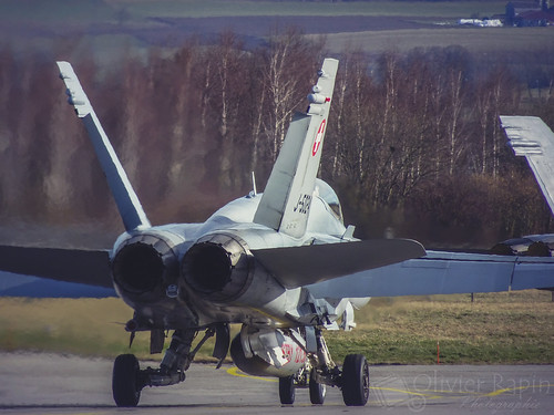 FA18 Swiss Air Force