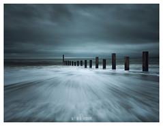 Darker (Emily_Endean_Photography) Tags: art beach dorset southbourne groyne seascape seaside clouds bournemouth longexposure leefilters