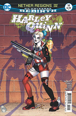 Preview: Harley Quinn #14 (All-Comic.com) Tags: amandaconner chadhardin dc dccomics frankcho harleyquinn jimmypalmiotti poisonivy preview