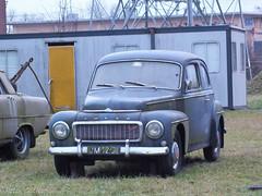 1964 Volvo PV 544 C (peterolthof) Tags: volvo pv544 jm1231 groningen peterolthof