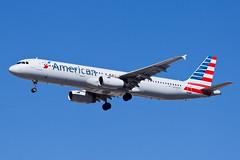 American Airlines Airbus A321 N538UW (jbp274) Tags: las klas airport airplanes mccarran americanairlines american aa airbus a321
