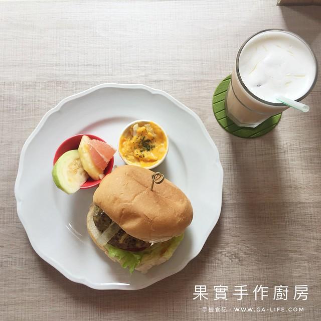 新北蘆洲食記|果實手作廚房;什麼類型都有的早午餐店【手機食記】 – 蘆洲早午餐/手工果醬