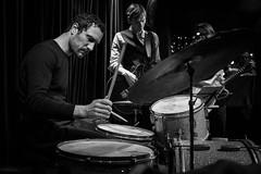 La Fontaine (Hoff ²) Tags: live jive jungle janharbeck lafontaine jazz copenhagen denmark fujifilm x100 drummer peterleth