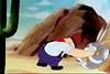 86 (animationresources) Tags: thewackywabbit bugsbunny elmerfudd cartoonsmear drybrushsmear 1940sanimation 1940scartoons looneytunes warnerbroscartoons oldcartoons classiccartoons thegoldenageofanimation goldenagecartoons bobclampett cartoony